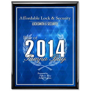 Affordable Lock & Security Solutions Tampa Bay