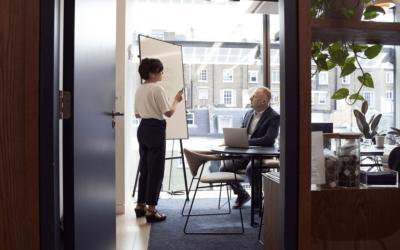 A Card Access System Enhances Business Security