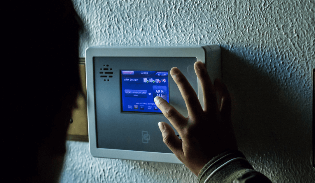 security systems in Brandon